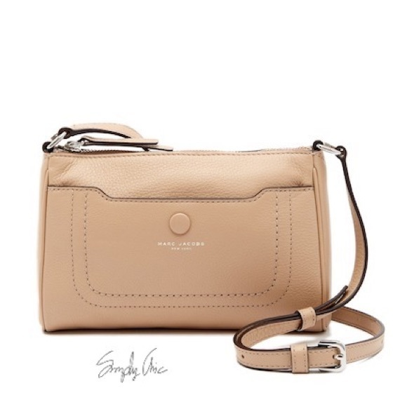 2019 professional dependable performance sale online New Marc Jacobs empire city Leather Crossbody NWT